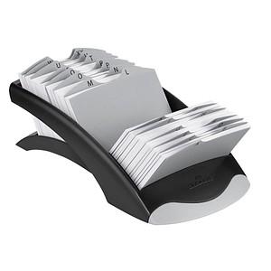 DURABLE Adresskartei Telindex desk schwarz