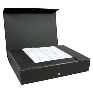 ELBA Heftbox   6,5 cm schwarz