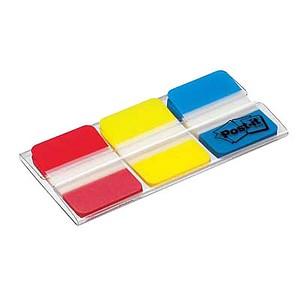 Post-it® Index Strong Haftmarker farbsortiert 3x 22 Streifen