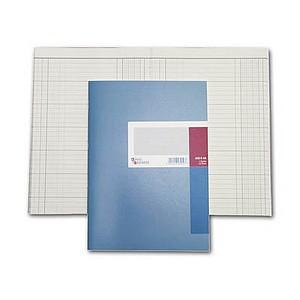 KÖNIG & EBHARDT Spaltenbuch 86-1441101 A4 1-Spalte, 32 Zeilen