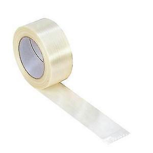 SUPRA Packband SUPRAFIL weiß 50,0 mm x 50,0 m