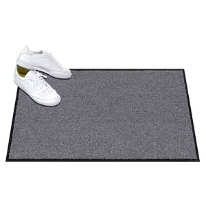 Mercury Fußmatte Wash & Clean grau