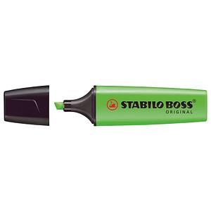 STABILO BOSS ORIGINAL Textmarker grün