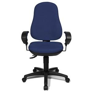Topstar Point 70 Bürostuhl blau