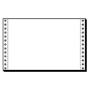 SIGEL Endlospapier A4 quer 1-fach, 60 g/qm weiß 2.000 Blatt