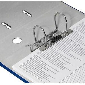office discount Ordner blau Kunststoff 7,5 cm DIN A4