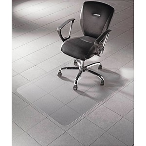 clear style Bodenschutzmatte für glatte Böden Master rechteckig, 91,5 x 122,0 cm