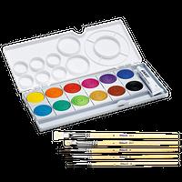 Wasserfarben & Pinsel
