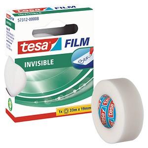 tesa tesafilm® Klebefilm matt 19,0 mm x 33,0 m 1 Rolle