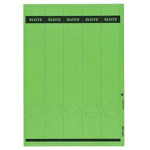 125 LEITZ Ordneretiketten 1688-55 grün für 5,2 cm Rückenbreite