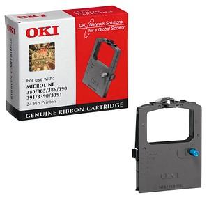 OKI 09002309 schwarz Farbband