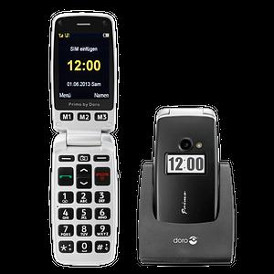 Großtasten- & Senioren-Handys