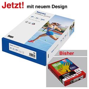 tecno Laserpapier colour print DIN A4 80 g/qm 500 Blatt