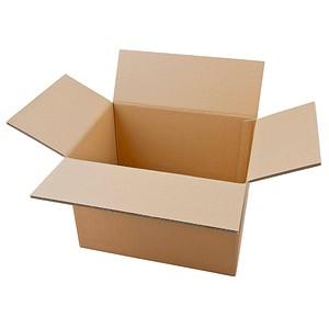 20 Wellpapp-Faltkartons 2-wellig 39,3 x 28,8 x 27,8 cm