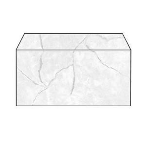 50 SIGEL Motivbriefumschläge Granit DIN lang ohne Fenster
