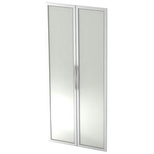 HAMMERBACHER   Türen silber