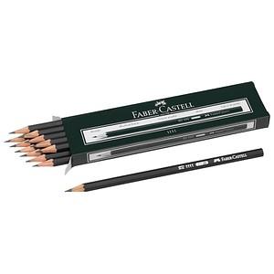 FABER-CASTELL 1111 Bleistifte 2B 12 St.