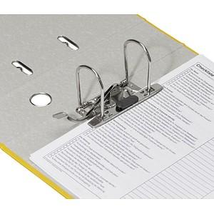 bene No.1 Power Ordner gelb Kunststoff 8,0 cm DIN A4