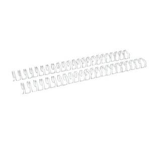 50 RENZ Drahtbinderücken   weiß