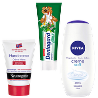 Körperhygiene
