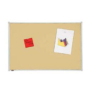 dots Pinnwand 90,0 x 60,0 cm Textil beige