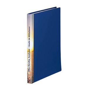 FolderSys FolderSys® Sichtbuch blau mit 30 Hüllen