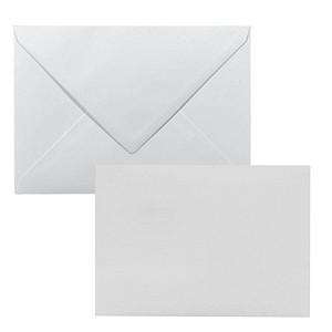 SIGEL Briefumschläge DIN C5 ohne Fenster weiß 50 St.