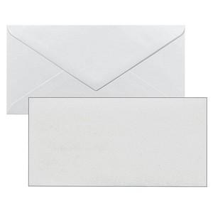 SIGEL Briefumschläge DIN lang ohne Fenster weiß 50 St.