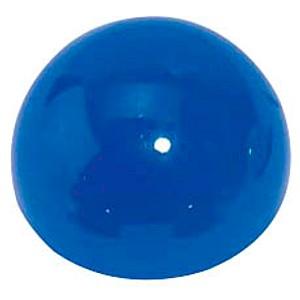 10 MAUL   Magnete blau Ø 3,0 x 1,9 cm
