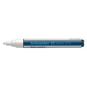 Schneider Maxx 270 Lackmarker weiß 1,0 - 3,0 mm