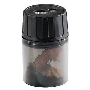 FABER-CASTELL Dosenspitzer doppelt schwarz