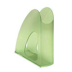 HAN Stehsammler TWIN grün-transparent