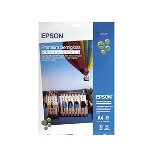 EPSON Fotopapier S041332 DIN A4 seidenmatt 251 g/qm 20 Blatt