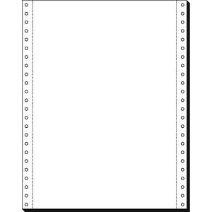 SIGEL Endlospapier A4 hoch 1-fach, 60 g/qm weiß 2.000 Blatt