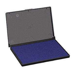 trodat Stempelkissen   blau 9,0 x 5,0 cm