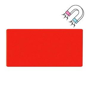 32 Legamaster   Magnete rot 1,0 x 3,0 cm