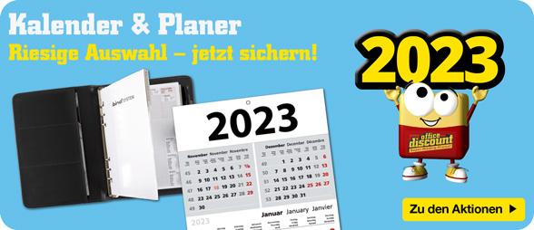Kalender & Planer 2020